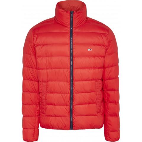 Doudoune Homme TOMMY JEANS Packable Rouge M0DM08678 XNL, e-boutique CLOANE, magasins à Vannes